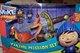 Mike the Knight Viking mission playset