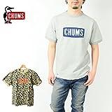 (チャムス)CHUMS トップス ショートスリーブロゴクルートップ