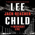 The Midnight Line: A Jack Reacher Novel Audiobook by Lee Child Narrated by To Be Announced