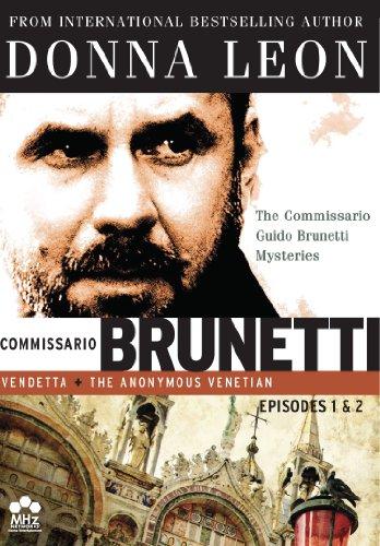 Donna Leon's Commissario Guido Brunetti - 1 & 2 [DVD] [Import]