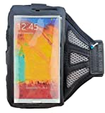 ZULKY® Breathable Sweat Proof Armband For Samsung Galaxy S5 i9600, Note3 N9000 N9005, Galaxy Note2 Note II N7100, Sony Xperia Z / LG Optimus G Pro
