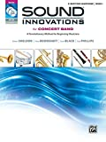 img - for Sound Innovations for Concert Band, Bk 1: A Revolutionary Method for Beginning Musicians (E-flat Baritone Saxophone), Book, CD & DVD (Sound Innovations Series for Band) book / textbook / text book