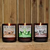 Brew Candle 3-Pack