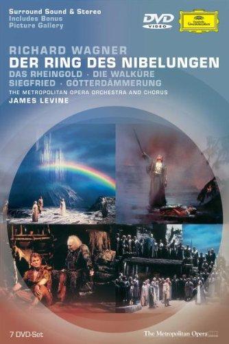 Wagner The Ring Metropolitan Opera Dvd