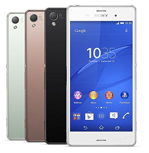 Sony Xperia D6653 Z3 LTE SIMフリー【並行輸入品】 (Blackブラック) -