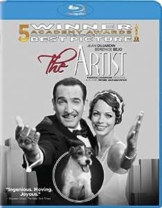 The Artist (+ UltraViolet Digital Copy)  [Blu-ray]