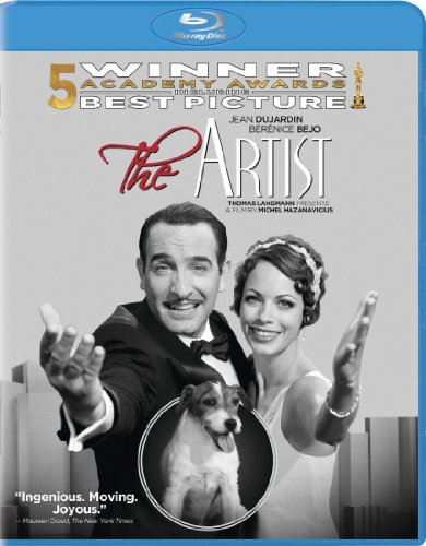 Cover art for  The Artist (+ UltraViolet Digital Copy)  [Blu-ray]