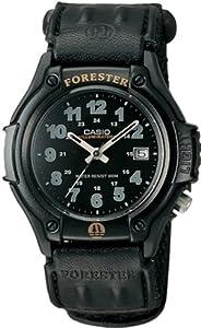 Casio FT-500WV-1BV Casio Black forester Watch