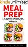 Meal Prep: The Ultimate Meal Prep Rec...