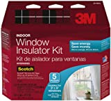3M Indoor Window Insulator Kit, 62