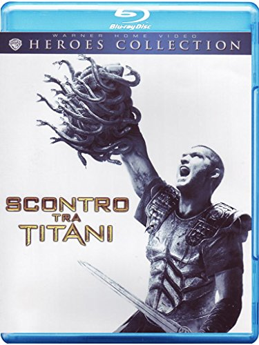 Scontro tra titani (heroes collection) [Blu-ray] [IT Import]