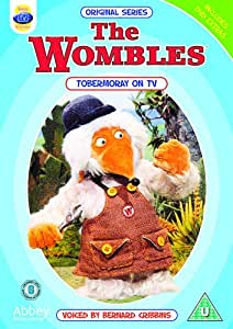 The Wombles - Tobermory On Television [DVD]