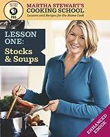 Stocks & Soups: Martha Stewart's Cooking School, Lesson 1