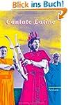 Cantate Latine: Lieder und Songs auf...