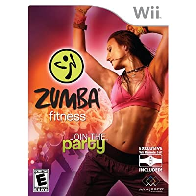 Zumba Fitness by Majesco Sales Inc.