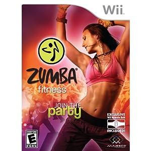 Zumba Fitness - Nintendo Wii