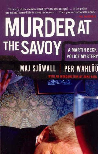 Murder at the Savoy (Vintage)