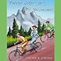 Three Men on the Bummel Audiobook by Jerome K. Jerome Narrated by Frederick Davidson