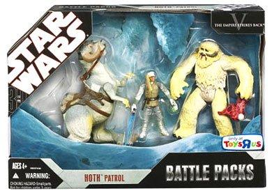 Star Wars Battle Pack Hoth Patrol