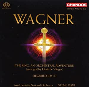 Wagner: The Ring - An Orchestral Adventure [Hybrid SACD]