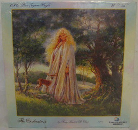 SunsOut 1000 Piece Puzzle The Enchantress by Mary Baxter St. Clair #75276