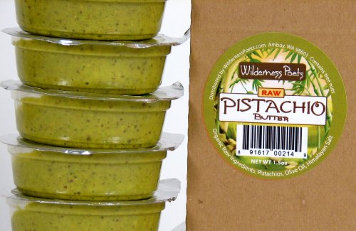 Raw Pistachio Butter - Grab & Go Cups