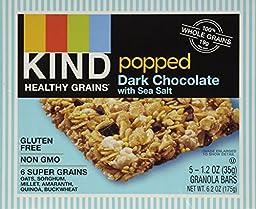 KIND BAR HG 5PK POP DK CHC SSL, 6.2