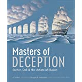 Masters of Deception: Escher, Dal� & the Artists of Optical Illusionby Al Seckel