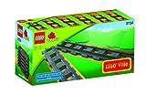 Acquista LEGO Duplo 2734 - 6 Binari diritti per la ferrovia