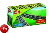 LEGO Duplo 2734 - 6 Binari diritti per la ferrovia