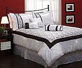 Nanshing America Dreama 7-Piece Comforter Set, Queen