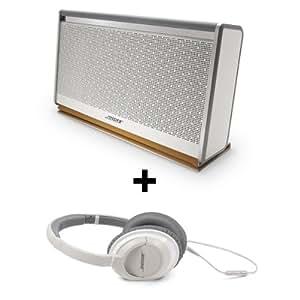 Pack Bose ® enceinte mobile Bluetooth ® SoundLink ® II et casque Bose® AE2i