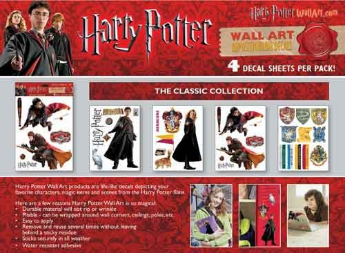 Harry Potter Wall Artwork – Classic Collection
