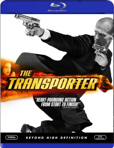 Cover art for  The Transporter [Blu-ray]
