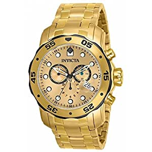 Men's Invicta 80070 Pro Diver Analog Display