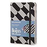 Moleskine The Beatles Limited Edition Notebook Pocket Ruled Black - Fish