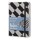 Moleskine The Beatles Limited Edition Notebook Pocket Ruled Black - Fish