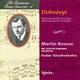 The Romantic Piano Concerto, Vol. 06 Dohnányi Martin Roscoe