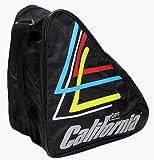 Rollschuhe Tasche Beutel mit Trageriemen in schwarz passend für viele Anlässe NEU & OVP