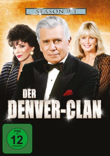 Der Denver-Clan - Season 9, Vol. 1 [3 DVDs]
