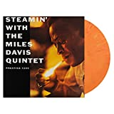 Steamin' With The Miles Davis Quintet (Orange Swirl Vinyl)