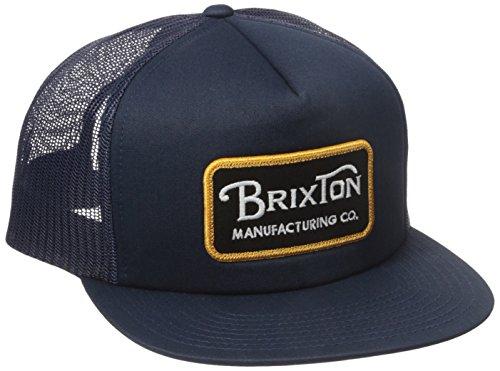 brixton-cap-navy-gold-one-size