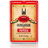 Paprika,Hungarian,Sweet,4oz