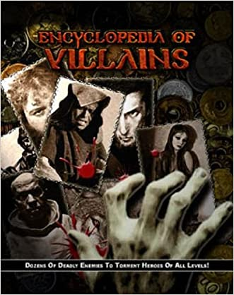 Encyclopedia of Villains (d20 Roleplaying) written by Fast Forward Staff