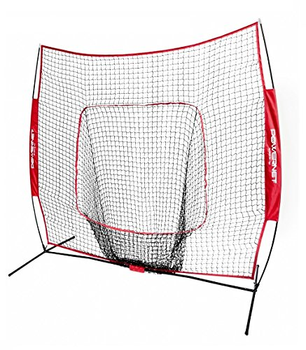PowerNet Baseball and Softball Practice Net 7 x 7