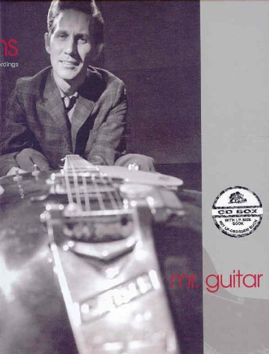 Mr Guitar: Complete Recordings 1955-60 (W/Book)