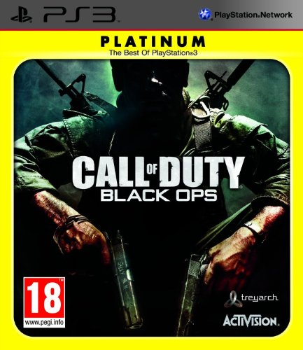 gadget geek - call duty black ops platinum
