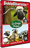 La Oveja Shaun Vols 11 + 12 Doble Diversion [DVD]