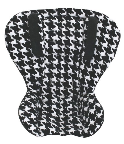 Teutonia T-Duo Cushion, Houndstooth (Discontinued by Manufacturer)