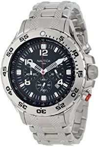 Nautica Men's 19508G NST Chronograph Watch